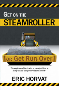 Get on the Steamroller front cover